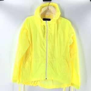 American Eagle Outfitters Bright Yellow Raincoat